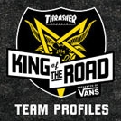 King of the Road 2014: Team Profiles