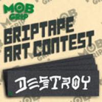 Mob Griptape Art Contest