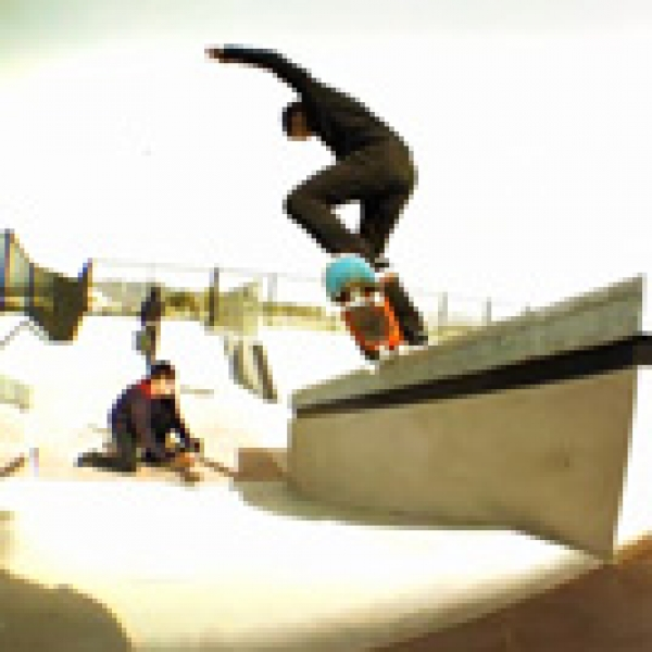 New Apple Valley Skatepark