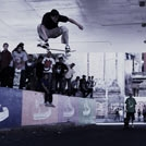 Thrasher in Mexico City