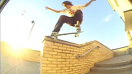 "Auby Taylor's ""Allergic To Awesome"" part"