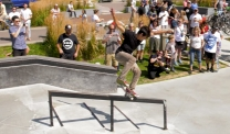 Sean Malto and Friends Skate Vermont
