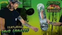 "Creature's ""Intruders"" Ep. 4 Featuring David Gravette"