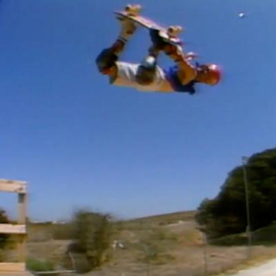 "Powell Peralta's ""Public Domain"" Video"