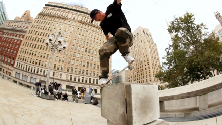 "DC Shoes' ""Street Sweeper"" Trailer"