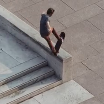"Mark Suciu's ""Civil Liberty"" Video"