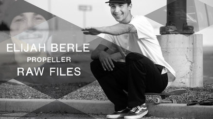 "Elijah Berle's ""Propeller"" RAW FILES"