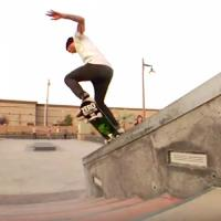 James Brockman Skates Impact Light