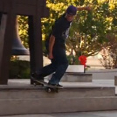 Luis Tolentino for Thunder Trucks