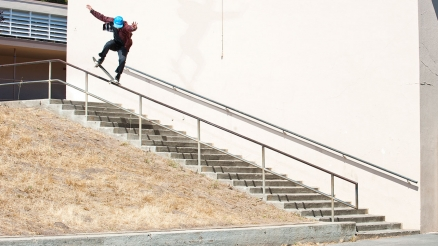 "Brendon Villanueva's ""Send It"" Part"