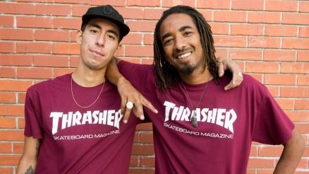 06c603d21c0 Thrasher Magazine - Maroon Skate Mag Shirts