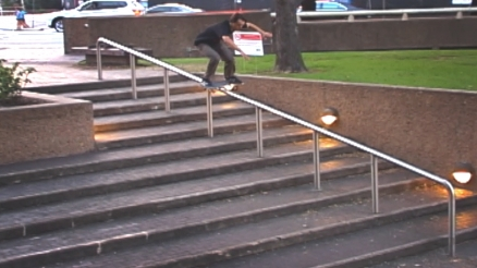 "Ryan Thompson's ""Steady Rollin"" Part"