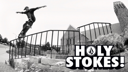 "Dane Burman's ""Holy Stokes!"" Part"