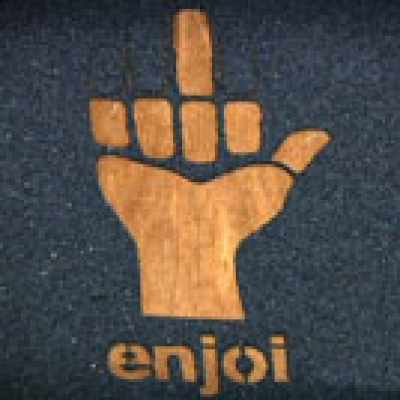 Enjoi Die Cut Grip