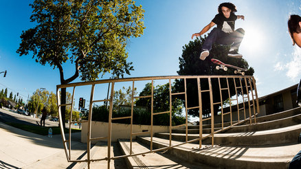 "Corey Glick's ""Welcome to Foundation"" Part"
