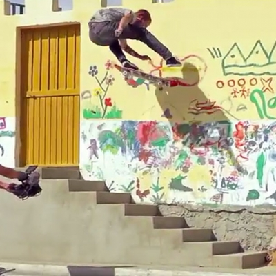 Riley Hawk's Lakai Commercial