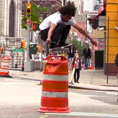 An Afternoon in NYC with Volcom