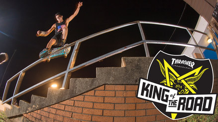 King of the Road 2014: Episode 1