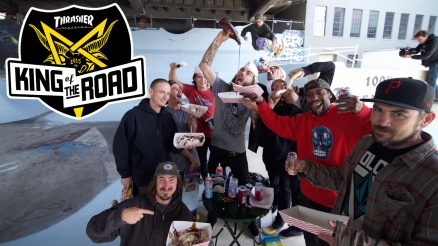 King of the Road 2015: the Germ Drop