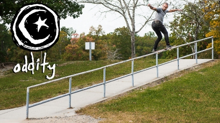 "Dakota Servold's ""Oddity"" Part"