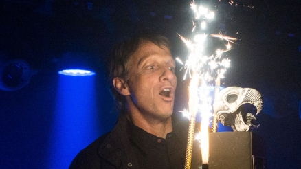 Tony Hawk's 50th Birthday Party Photos