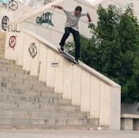 "Youness Amrani's ""Up Against the Wall"" Part"