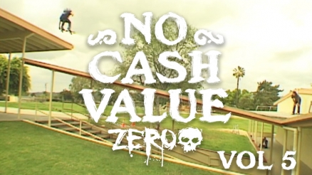 "Zero Skateboards ""No Cash Value Vol. 5"" Teaser"