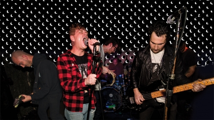 Spiritual Cramp Interview