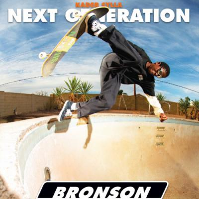 New from Bronson