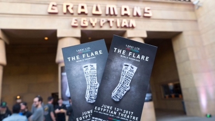 "Lakai's ""The Flare"" Premiere Photos"