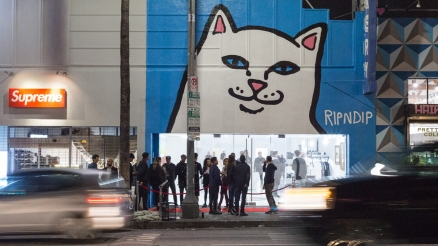 RIPNDIP Pop-Up Shop