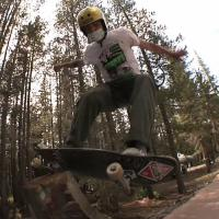 Krux goes to Woodward Tahoe