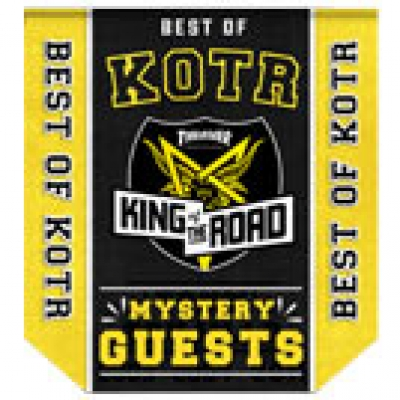 King of the Road: Best of Mystery Guests