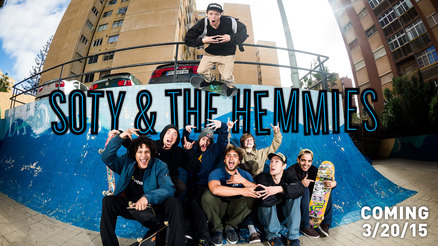 "Wes Kremer's ""SOTY & the Hemmies"" Teaser"