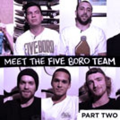 Meet the 5Boro Team Part 2