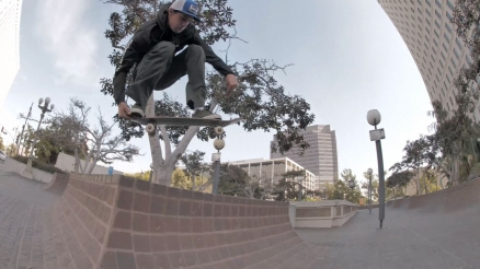 "Tom Remillard's ""Court House"" Video"