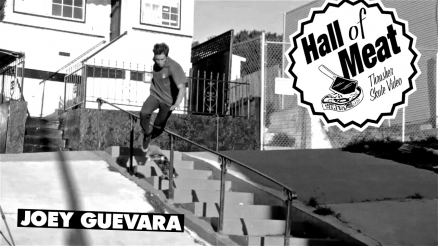 Hall Of Meat: Joey Guevara