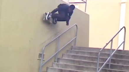 "Kader Sylla's ""Weak Sauce"" Part"