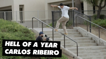 Hell of a Year: Carlos Ribeiro