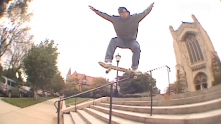 "Augie Johansen's ""Magnificent Pile"" Part"