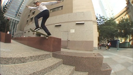 "Bobby de Keyzer's ""Blue Tile Lounge"" Part"