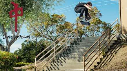 "Micky Papa's ""Enter the Red Dragon"" Part"