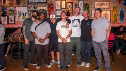 "DLX's ""Escape from SF"" Art Show/Skate Jam Photos"
