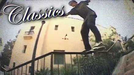 "Classics: Wes Kremer's ""SK8Mafia Am Video"" Part"