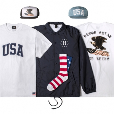 Huf 4th of July Pack