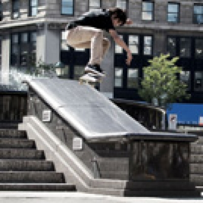 Sean Malto on Mountain Dew