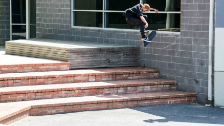 "Vans Oz ""Diggers"" Video"