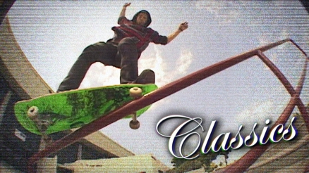 "Classics: Dane Burman's ""Strange World"" Part"