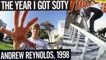 The Year I got SOTY: Andrew Reynolds