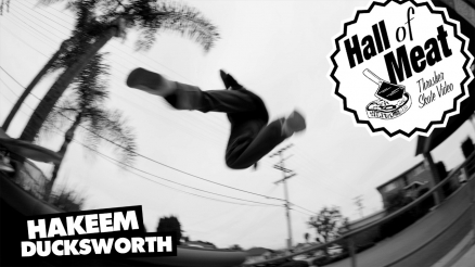 Hall Of Meat: Hakeem Ducksworth